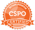 Certified Scrum Product Owner® - Logo